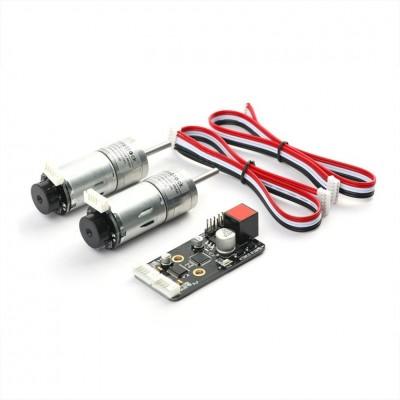 Ресурсный набор оптический преобразователь Optical Encoder Motor Pack-25 9V/185RPM