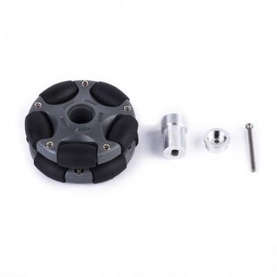 Всенаправленные колёса для робота 58mm Omni Wheel
