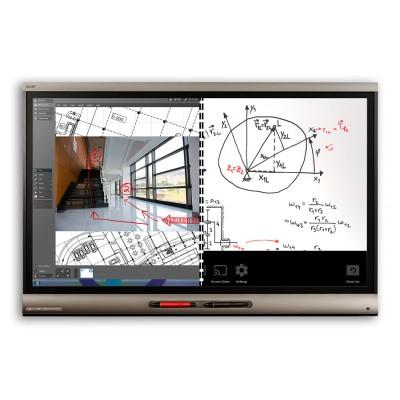 Интерактивный дисплей SMART SPNL-6265P с технологией iQ и SMART Meeting Pro
