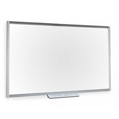 Интерактивная доска SMART Board SBM680 с пассивным лотком