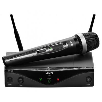 Вокальная радиосистема AKG WMS420 Vocal Set Band U1