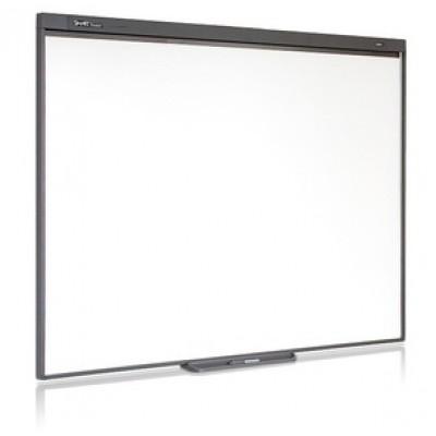 Комплект из интерактивной доски Smart Board SB480, проектора INFOCUS IN114xv с потолочным креплением