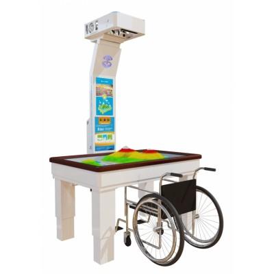 Интерактивная песочница для детей с ОВЗ ISANDBOX HOPE