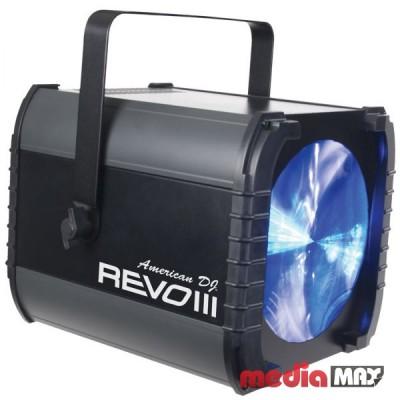 American DJ Revo III LED RGBW светодиодный прибор с эффектом 7-ми «лунных цветков»