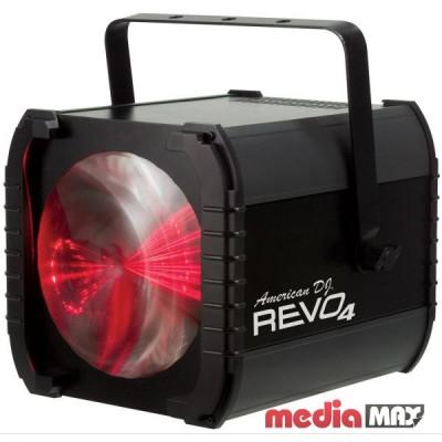 American DJ Revo 4 LED DMX-управляемый прибор серии REVO, создающий эффект «лунного цветка»