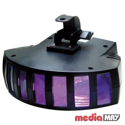 American DJ Saturn TriLED cветодиодный прибор, проецирующий 8 ярких лучей.