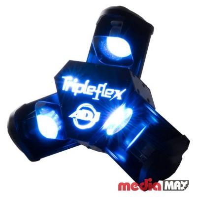American DJ Triple Flex центральный эффект на светодиодах с тремя сканирующими зеркалами