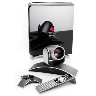 Видеоконференцсвязь Polycom HDX 6000 HD codec