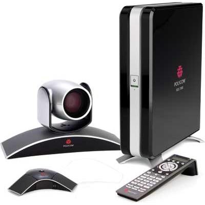 Видеоконференцсвязь Polycom HDX 7000-720