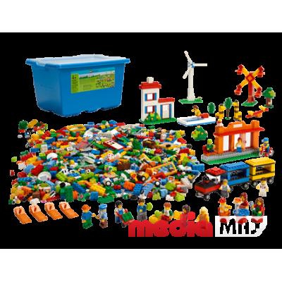 Городская жизнь. LEGO