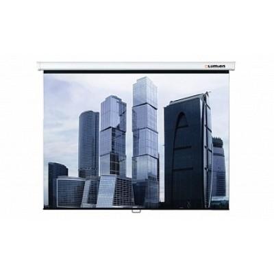Настенный экран Lumien Eco Picture 160х160