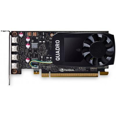 Видеокарта Dell Quadro P1000 4GB 4 mDP, Full Height