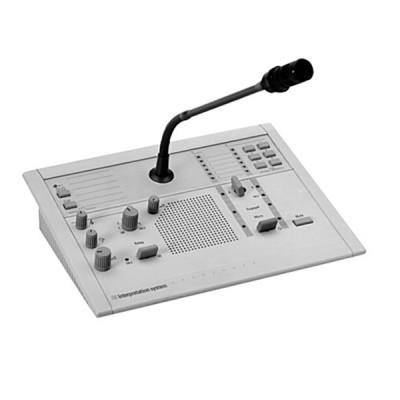 6-канальная панель переводчика BOSCH LBB3222/04 с громкоговорителем